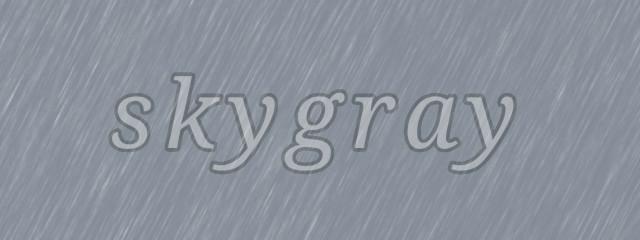 sky_grayさんの壁紙画像